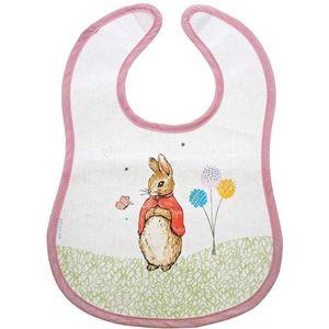 Beatrix Potter Flopsy Bunny Baby Bib
