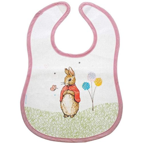 Beatrix Potter Baby  Bib - Flopsy Bunny A29311