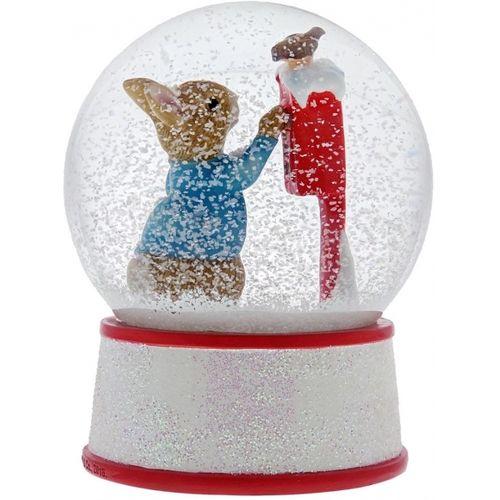 Peter Rabbit Santa Water Ball