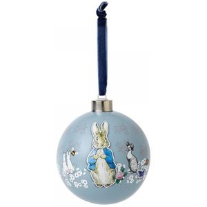 Peter Rabbit Decorative Bauble