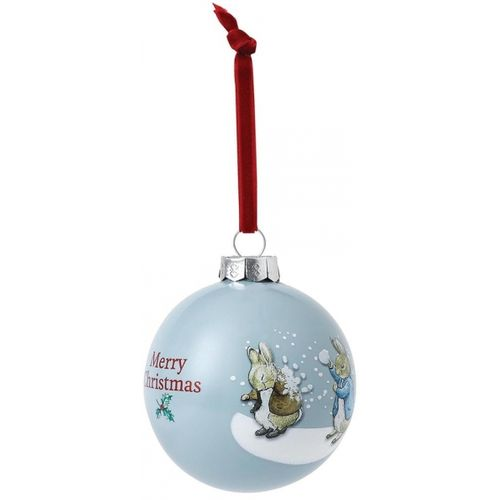 Peter Rabbit & Bejamin Bauble