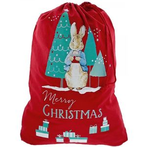 Beatrix Potter Peter Rabbit Christmas Sack 50cm x 68cm
