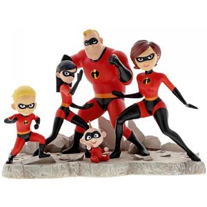 Disney Enchanting Everyone is Special (The Incredibles) Figurine