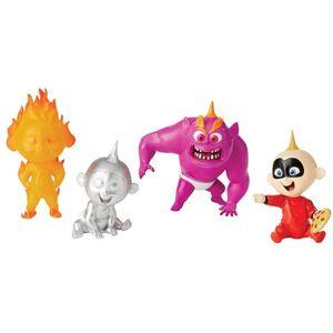 Disney Grand Jester Studios Vinyl Figurines Set - Jack Jack