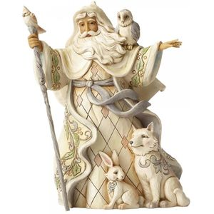 Heartwood Creek White Woodland One Love For All Figurine
