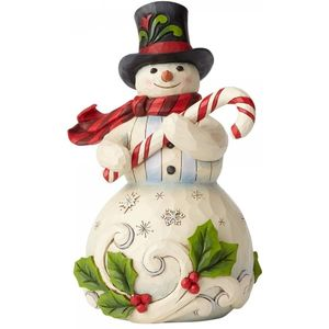 Heartwood Creek Snowman Figurine - How Sweet It Is