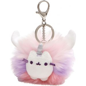 Super Pusheenicorn POM POM Keyring