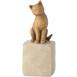Willow Tree Love My Cat (Light) Figurine