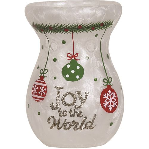Aromatize Wax Melt Burner: Joy to the World AR1193