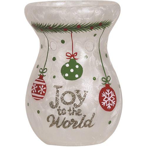 Aromatize Wax Melt Burner: Joy to the World AR1193
