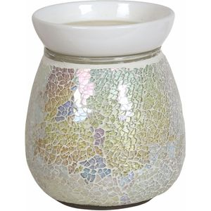 Aroma Electric Wax Melt Burner: Pearl Crackle
