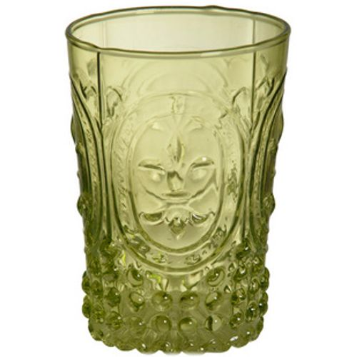 Yankee Candle Old Havana Green Votive Holder