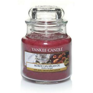 Yankee Candle Small Jar Moroccan Argan Oil