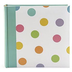"""Kenro Candy Collection Spots Memo Photo Album - 200 Photos 7x5"""""""