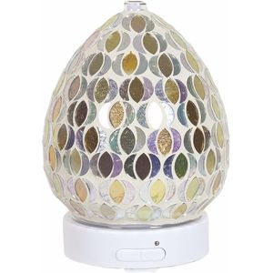 Aroma Electric Essential Oil Diffuser: Gold/Silver