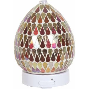 Aroma Electric Essential Oil Diffuser: Red Shimmer