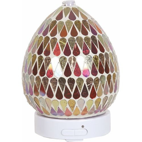 Aromatize Electric Essential Oil Diffuser: Red Shimmer AR1249