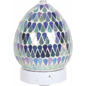 Aromatize Electric Essential Oil Diffuser Blue Shimmer