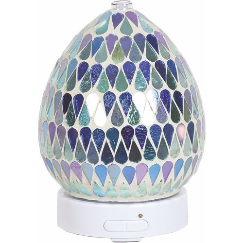 Aromatize Electric Essential Oil Diffuser: Blue Shimmer AR1250