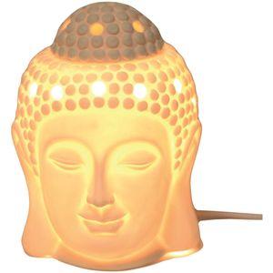 Aroma Electric Wax Melt Burner: Ceramic Buddha