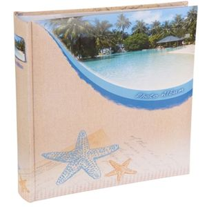 Kenro Holiday Series Memo Photo Album By the Pool