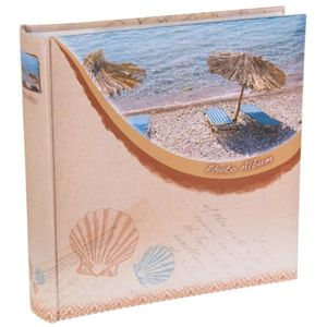Kenro Holiday Series Memo Photo Album: Beach Umbrella