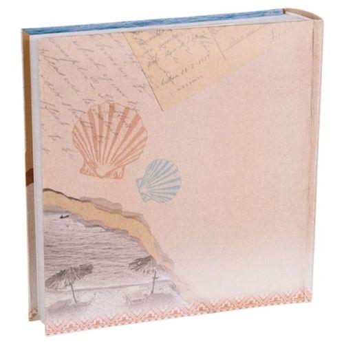 "Kenro Holiday Series Memo Photo Album: Beach Umbrella Holds 200 6"" x 4"" Photographs"