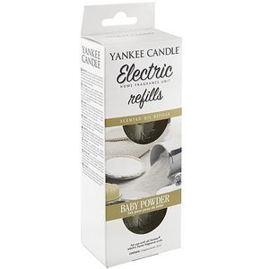 Yankee Candle Scent Plug Refills - Baby Powder
