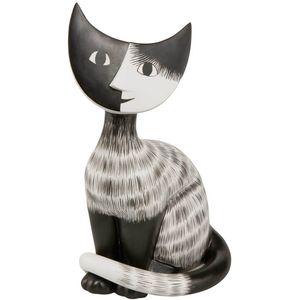 Lamberto Rosino Wacthmeister Cat Figurine