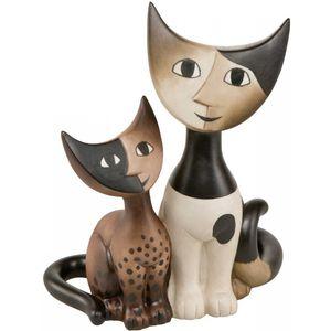 Rosina Wachtmeister Cats Figurine: Elsa e Fermo