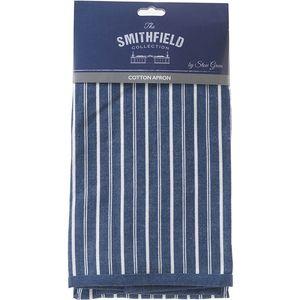 Smithfield Butchers Stripe Cotton Apron