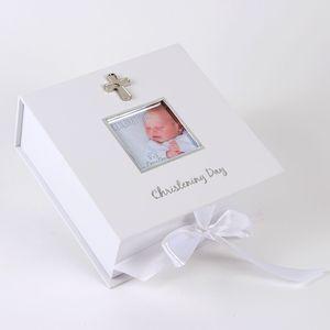 Christening Day Keepsake Box