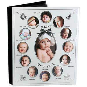 Babys First Year Photo Album