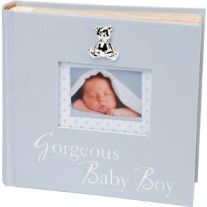 Gorgeous Baby Boy Photo Album