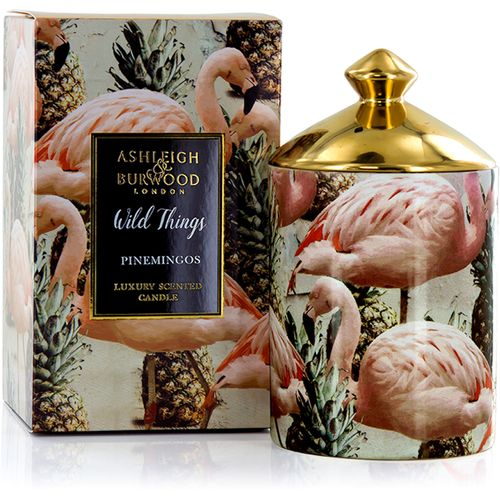 Ashleigh & Burwood Scented Candle Wild Things Collection: Pinemingos