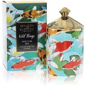 Ashleigh & Burwood Wild Things Scented Candle - Dont Be Koi