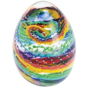 Caithness Glass Giftware: Rainbow Pride - Paperweight