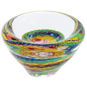 Caithness Glass Giftware: Rainbow Pride - Dish