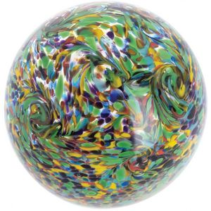 Caithness Crystal Rainbow Giftware Paperweight