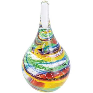 Caithness Glass Giftware: Rainbow Pride - Ring Stand