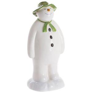 John Beswick The Snowman Money Bank