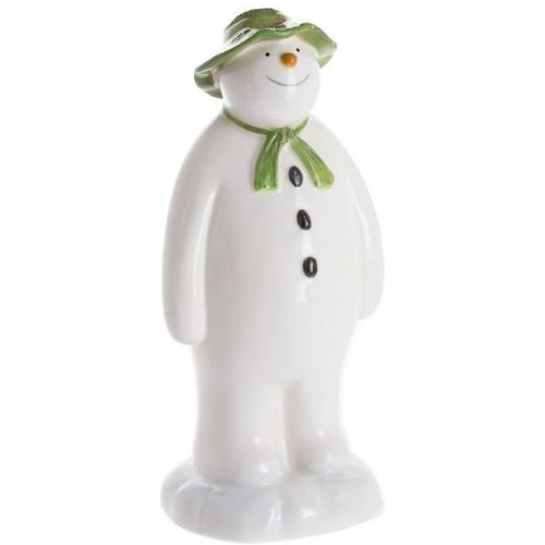 The Snowman Money Bank