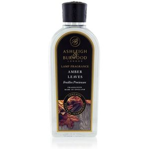 Lamp Fragrance Oil 500ml - Amber Leaves