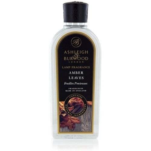 Ashleigh & Burwood Lamp Fragrance 500ml - Amber Leaves