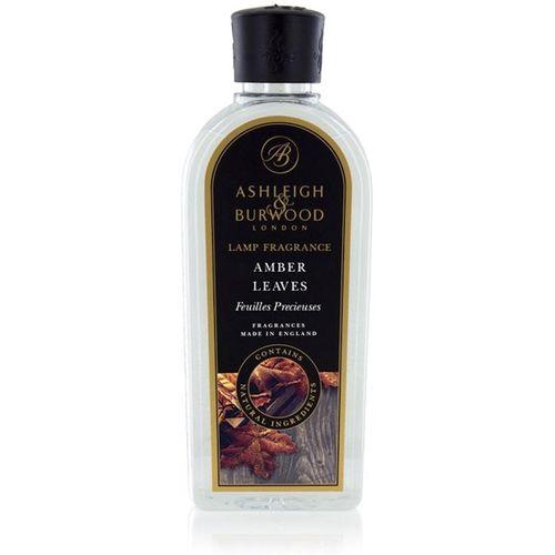 Ashleigh & Burwood Lamp Fragrance Oil 500ml - Amber Leaves