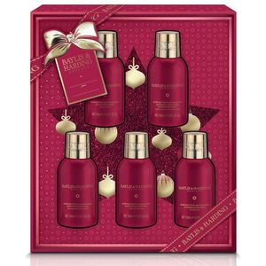 5pc Gift Set - Midnight & Pomegranate