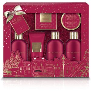 Tray Gift Set Midnight Fig & Pomegranate