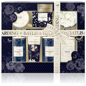 Bayliss & Harding Tray Gift Set Royal Bouquet