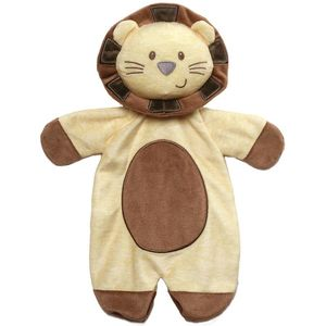 Baby GUND Activity Lovey Lion Soft Toy