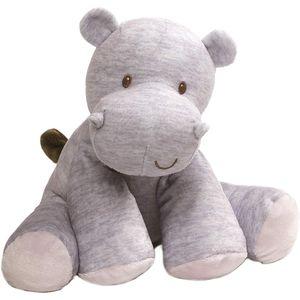 Baby GUND Hippo Plush Toy